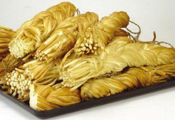 Queijo fumado: calorias. Benefícios e malefícios de queijo defumado