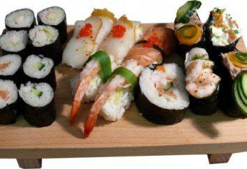 """Leksykalne znaczenie słowa """"sushi"""". """"Sushi"""": znaczenie i interpretacja słowa"""
