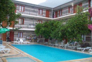 Ipsos Hotel 3 * (Kemer, Turquía): descripción del hotel, servicios, comentarios