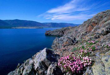la richesse de l'eau de notre région. Ressources de la Sibérie et le territoire de Krasnoïarsk