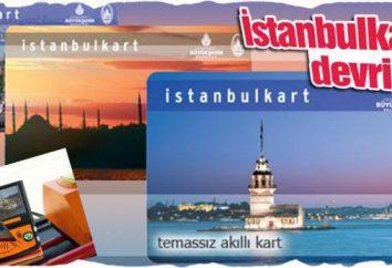 Carte Istanbul – Comment utiliser? Les transports en commun à Istanbul, système de collecte tarif. métro Istanbul