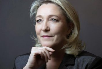 Marin Le Pen: biographie et photos
