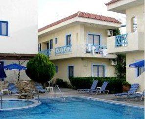 Tsalos Beach Hotel 3 * (Grecia / Creta) – fotos y comentarios