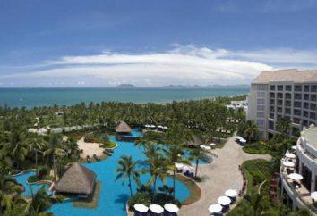 Hotel Holiday Inn Sanya Bay 5 * (Sanya, China): descrição, fotos e comentários