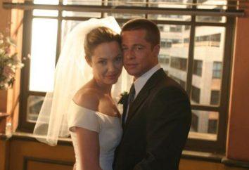 Ślub z Angelina Jolie i Brad Pitt: szczegóły