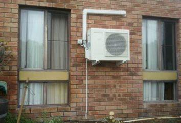 Condizionatore d'aria: lo schema e funzionamento