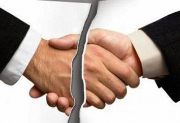 Reconhecimento de transações nula: o procedimento e as consequências jurídicas