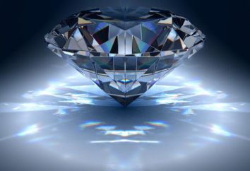 Nome Diamond. Valore e proishozheniya