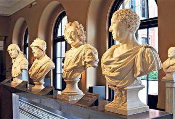 Quel est le buste: les traits caractéristiques de cette tendance dans skulputre