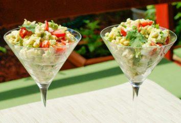 Krabbensalat: Rezept. Krabbensalat ohne Reis classic