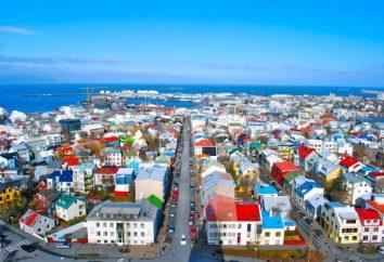 Reykjavik – capital de Islandia