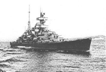 Krążownik Admiral Hipper (1937-1945): historia tworzenia i życia. German Navy