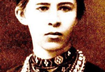 Biographie Lesia Ukrainka: des photos et des faits intéressants