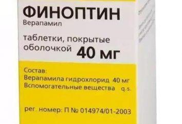 """""""Finoptinum"""": instrukcję obsługi, składu, rzeczywistych odpowiedników"""