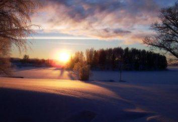 Essai « Matin d'hiver »: principes d'écriture et des recommandations