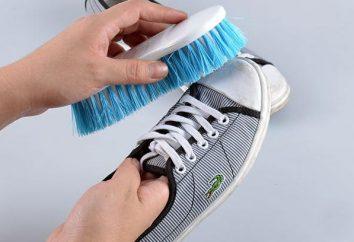 So waschen Schuhe: Ratschläge und Tipps