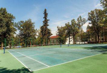 Comment trouver où jouer au tennis à Moscou?