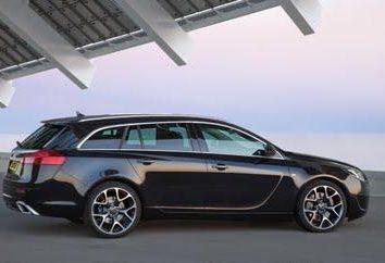 Nouvelle expérience avec Opel Insignia Sports Tourer