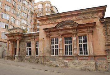 czy dom będzie Wrangla w Rostowie nad Donem w nowym muzeum