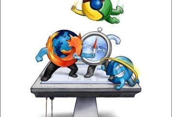 Qual é o navegador mais rápido?