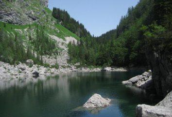 Black Lake, Monténégro: description, vacances, photo