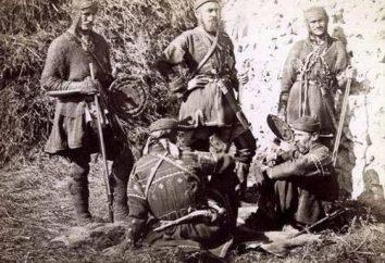Żydzi Górscy: historia, ludność, kultura. ludy kaukaskie
