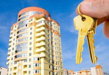 Documentos necessários para a privatização do apartamento