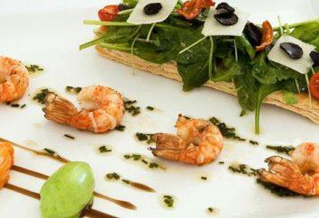 cucina molecolare Magia: ristoranti a Mosca