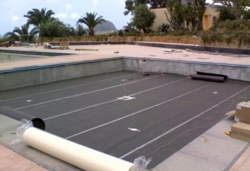 Uso de silicato de sódio para impermeabilização na construção