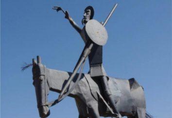 Wer war das Pferd von Don Quijote? Rocinante – Substantiv