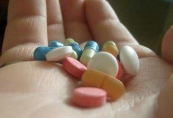 Daytime uspokajające: leki szczególnie