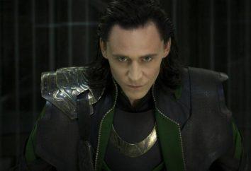 Bóg Loki: obraz mitologii skandynawskiej