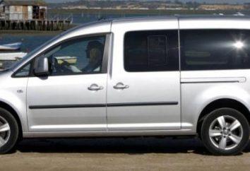 Volkswagen Caddy. Maxi, Kasten ou Combi?