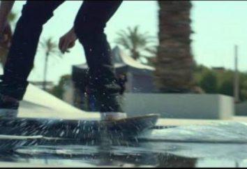 Nowy Lexus od fantazji: deskorolka na pole magnetyczne
