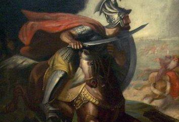 Obilich Milosh: serbski bohater wyczyn