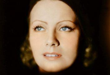 Greta Garbo (Greta Garbo): biografia, filmografia, życie osobiste aktorki