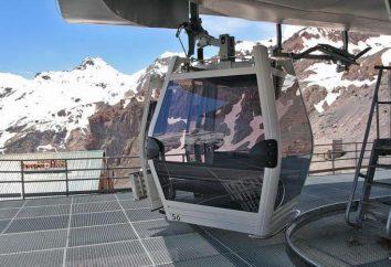 Seilbahnen Elbrus: es startete die dritte Stufe der