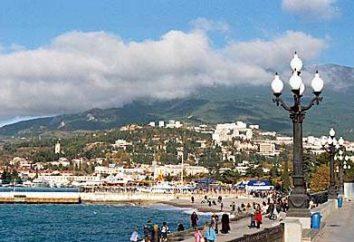 Yalta: avis, climat, hôtels