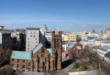 Cattedrale Anglicana di Sant'Andrea: informazioni interessanti, progetti sociali, posizione
