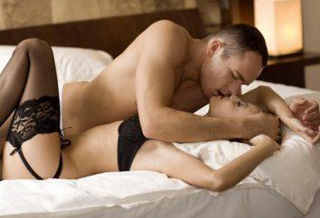 Plusieurs moyens efficaces de temps pour finir pendant les rapports sexuels,