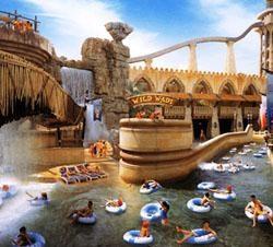 Wild Wadi (parco acquatico). Waterpark a Dubai Wild Wadi: foto, recensioni