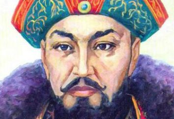 Abilmansur Ablay Khan: Biografia, atividades e eventos históricos