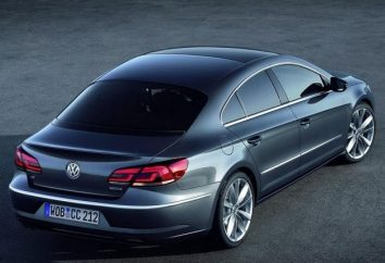 Volkswagen Passat CC – elegancki sedan