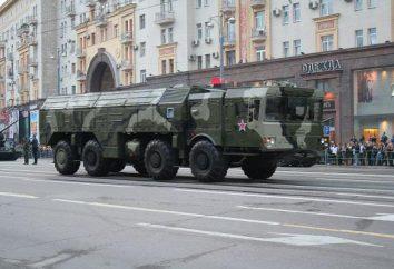 """sistema missilistico """"Iskander"""". """"Iskander-M"""" (sistema missilistico): Caratteristiche"""