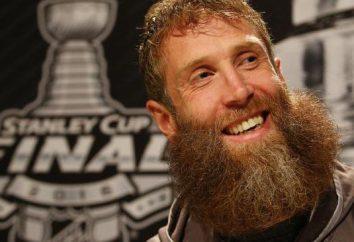 Dzho Tornton: una breve biografía de hockey