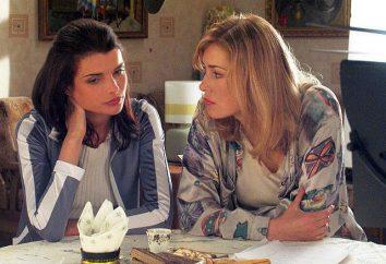 "La serie ""Estimado Masha Berezina"": los actores jugó ""pro-vida"""