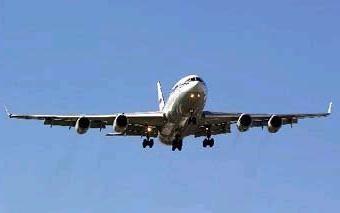 L'aereo del presidente della Russia – un'opera che vola d'arte