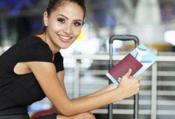 Qual è il codice di reparto nel passaporto, il suo valore