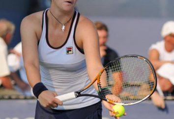 Alisa Kleybanova – joueur de tennis, a battu le cancer