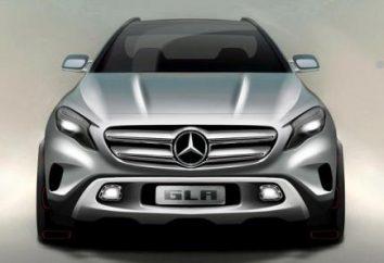 Mercedes GLA: prześwit, recenzje, ceny i specyfikacje techniczne (zdjęcia)